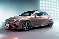 Pressemeldung Mercedes-Benz - Weltpremiere der A-Klasse L Limousine auf der Auto China