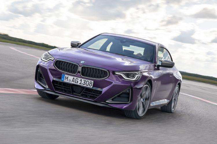 News: Neue BMW 2er Coupé Reihe mit M240i xDrive Coupé Topmodell
