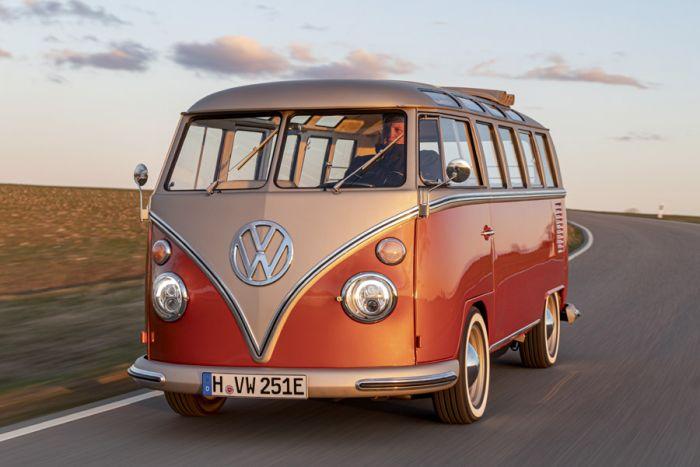 E-Mobil: VW T1 e-BULLI von eClassics mit modernem Elektro-Antrieb