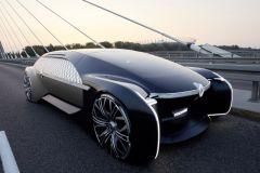 Pressemeldung Renault - VollautonomesRobo-Car der Luxusklasse