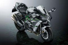 Motorrad: Kawasaki Ninja H2 mit noch mehr Leistung und Euro4-Zulassung