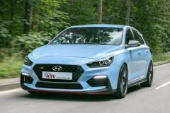 Tuning: KW-Gewindefahrwerk Variante 3 für alle Hyundai i30 N Modelle