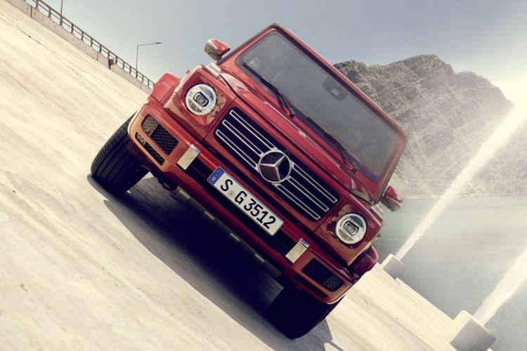 News: Mercedes schärft das Profil der G-Klasse mit einer