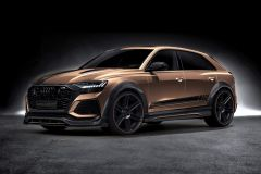 Tuning: 900 PS starker Manhart RQ 900 auf Basis des Audi RS Q8