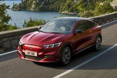 E-Mobil: Elektrisch angetriebener Ford Mustang Mach E mit verschiedenen Leistungsstufen