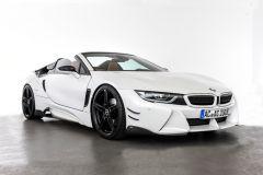 Tuning: AC Schnitzer Carbon Aerodynamikumbau für den BMW i8 Roadster