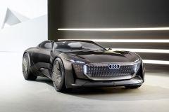 E-Mobil: Audi skysphere concept ist GT und Spitzensportler in einem