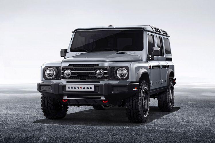 News: INEOS Automotive präsentiert kompromisslosen Offroader Grenadier