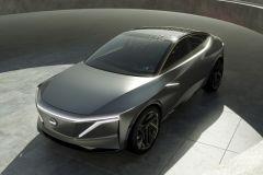 Pressemeldung Nissan - Intelligent Mobility mit dem IMs Concept
