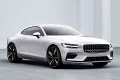 E-Mobil: Volvo vertreibt Elektrofahrzeuge mit der Hochleistungs-Marke Polestar