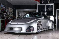 Tuning: dp motorsport verwandelt Porsche 965 Turbo in 935 dp III Rennwagen Replika