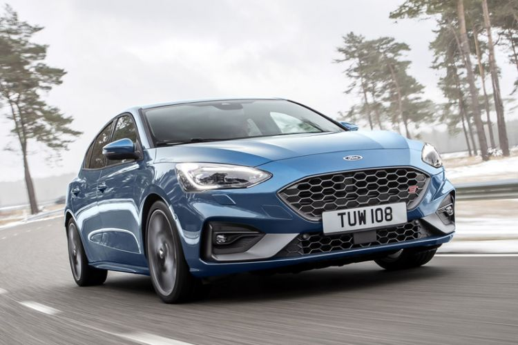 News: Neuer Ford Focus ST mit 280 PS starkem EcoBoost-Turbo-Benziner