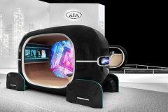 Pressemeldung Kia - Neue Technologie passt Interieur der Gefühlslage des Fahrers an