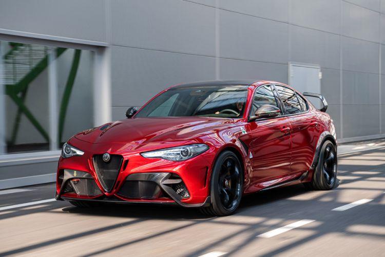 News: Sondermodell Alfa Romeo Giulia GTA erinnert an Rennsportlegende