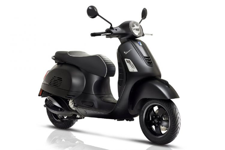 Motorrad: Vespa Special-Edition-Modelle