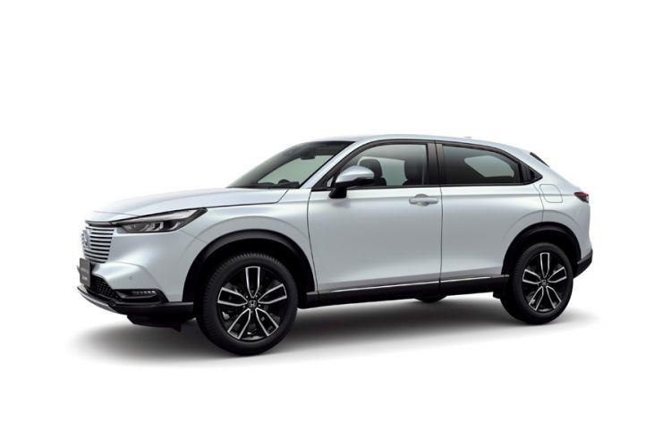 News: Honda HR-V erhält umfassendes Facelift und e:HEV Hybridantrieb