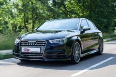 Tuning: Höhenverstellbare  KW Suspensions Federn für Audi S3 Modelle (8V)