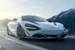 Tuning: Novitec Tuningpaket für Supersportwagen McLaren 720s