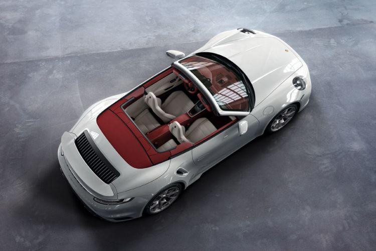 News: Zweifarbiges Leder-Interieur für 911er von Porsche Exclusive Manufaktur