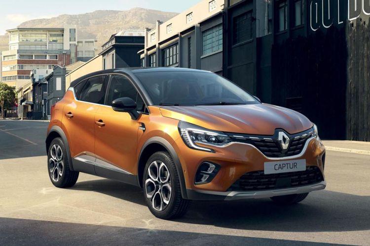 News: Neue Generation des Renault Captur erhält 2020 ersten Plug-in-Hybrid der Marke