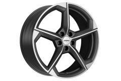 Reifen & Felgen: 20 Zoll Ronal R66 Leichtmetallrad mit asymmetrischem Design