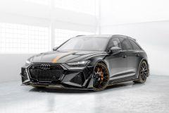 Tuning: Erstmals Audi RS6 Avant und weitere Weltneuheiten von Mansory