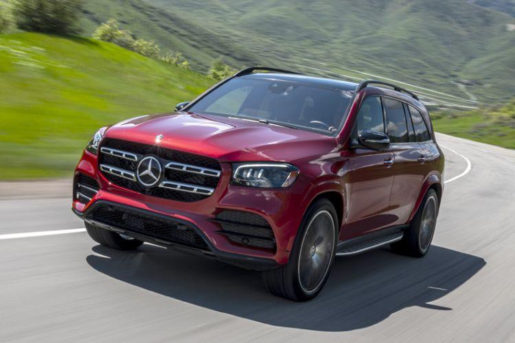 News: Neues GLS Modell ist größtes und luxuriösestes SUV im Mercedes Programm