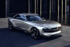 E-Mobil: Peugeot e-Legend Concept zeigt die Zukunft des modernen Fahrens