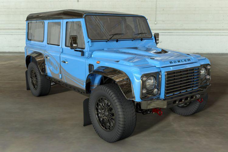News: Karosseriedesign des Land Rover Ur-Defender lebt bei Bowler weiter
