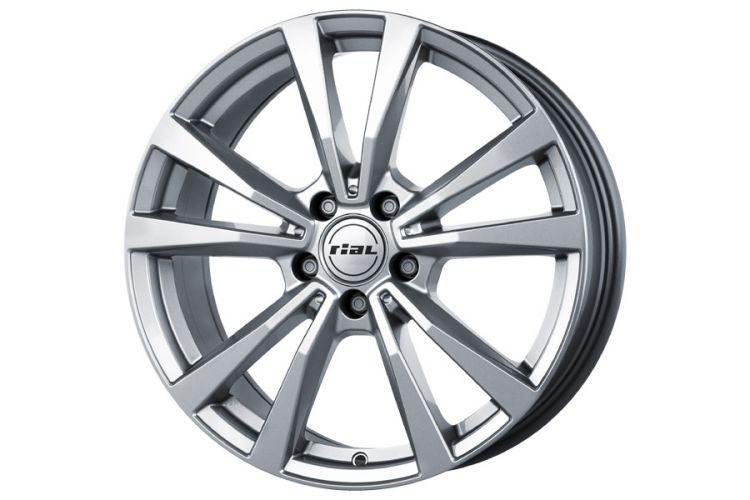 Reifen & Felgen: Rial Radneuheit M12 für Mercedes-Benz Fahrzeuge