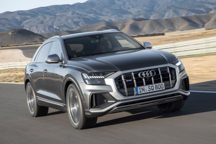 News: Sport-SUV Audi SQ8 TDI mit 435 PS starkem V8 Turbo-Diesel