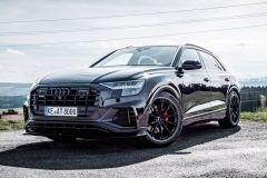Tuning: Elektronische Tieferlegung Level Control für Audi Q8 von Abt