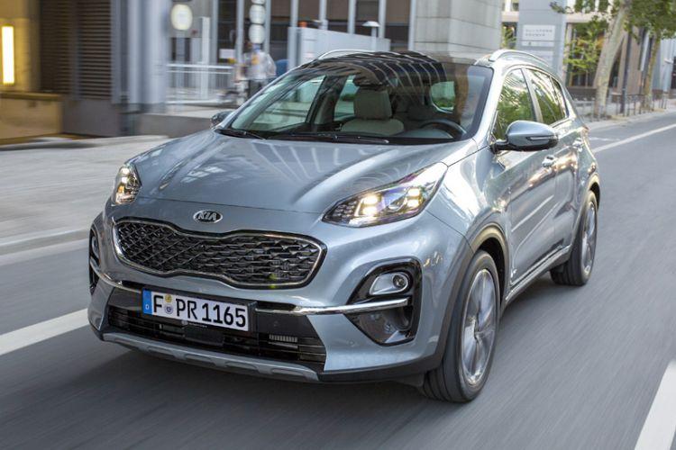 News: Kia Sportage erhält Facelift und neuen Diesel-Mildhybridantrieb