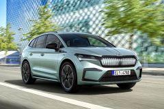 E-Mobil: Skodas erstes Elektro-SUV Enyaq iV startet bei 33.800 Euro