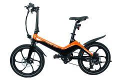 Motorrad: Blaupunkt E-Bikes Fiete 500 und Fiene 500 mit Klappmechanismus