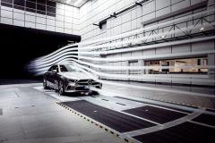 Pressemeldung Mercedes-Benz - A-Klasse mit niedrigstem Luftwiderstand