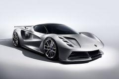 E-Mobil: Supersportwagen Lotus Evija mit 2000 PS starkem Elektroantrieb