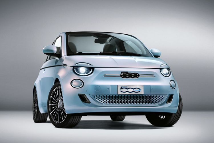 E-Mobil: Weltpremiere für neuen Fiat 500 erstmals mit rein elektrischem Antrieb