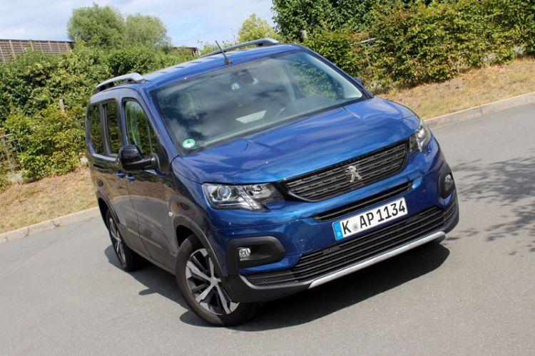 Fahrbericht: Peugeot Rifter 1.5 BlueHDi 130 GT-Line mit 8-Stufen-Automatik