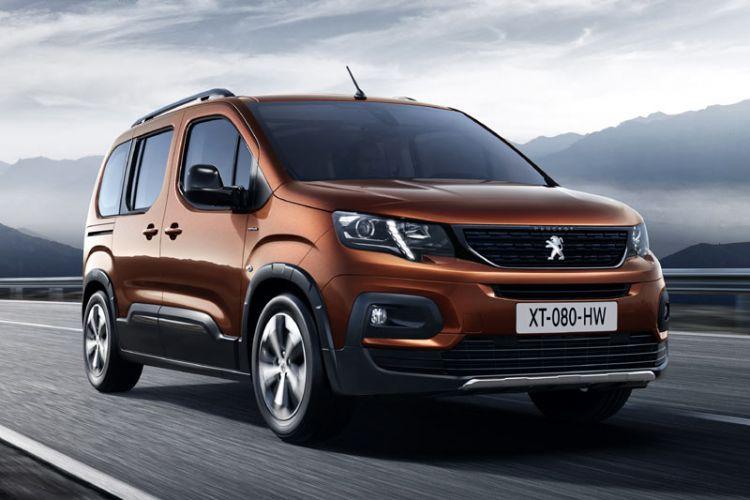 News: Rifter wird Nachfolger des Peugeot Hochdachkombis Partner