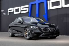 Tuning: Posaidon S 63 RS 830+ auf Basis des Mercedes-AMG S 63 4MATIC+