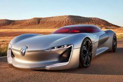 E-Mobil: GT-Studie Trezor verkörpert die Zukuft des aktuellen Renault Designs