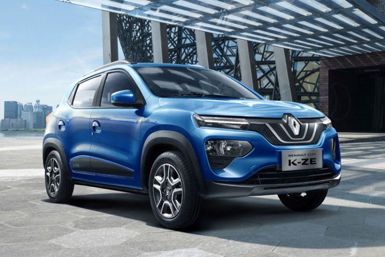 E-Mobil: Renaults rein elektrisches Fahrzeug City K-ZE im A-Segment