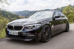 Tuning: KW-Gewindefahrwerk Variante 3 steigert sportlich-dynamisches Fahrverhalten des BMW 5er (G30)