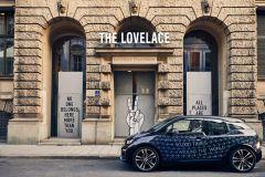 Pressemeldung BMW - BMW i kooperiert mit Pop-up-Hotel The Lovelace
