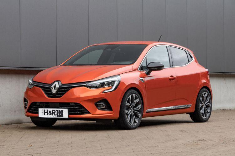 Tuning: H&R Sportfedern machen den Renault Clio zum City-Flitzer