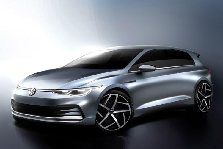 News: Die 8. Generation des VW Golf kommt im Dezember 2019 auf den Markt
