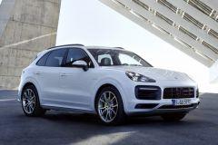 Pressemeldung Porsche - Neuer Plug-in-Hybridantrieb für Cayenne