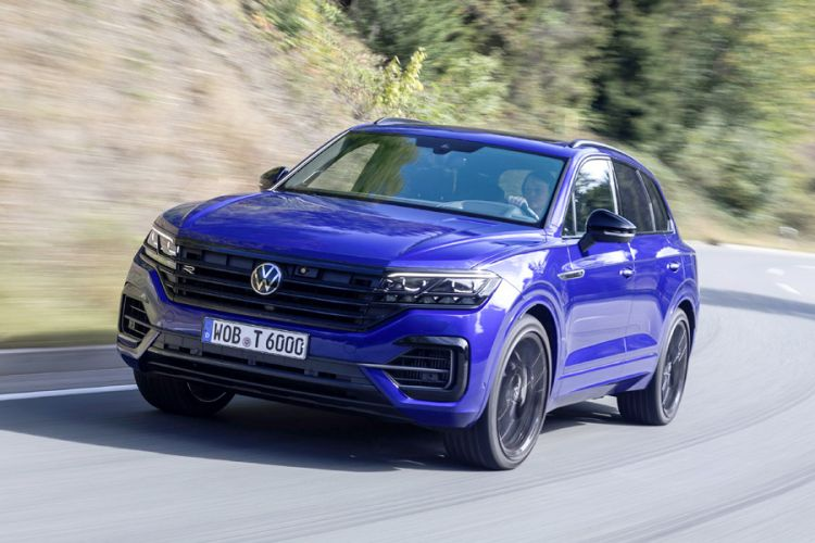 News: VW Touareg Plug-in-Hybrid Modelle eHybrid und R mit bis zu 462 PS Leistung