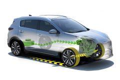 Pressemeldung Kia - 48-Volt Diesel-Mildhybrid für die Kompaktklasse